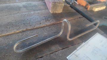 指詰め注意?吊り筋の施工
