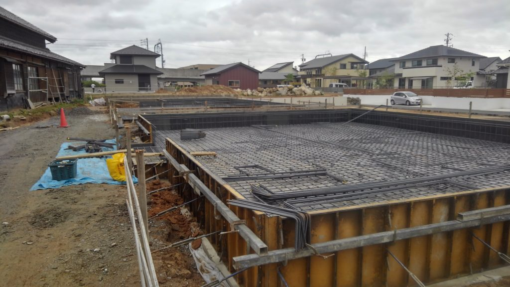 鉄筋工事の豆知識「コンクリート打設」とは